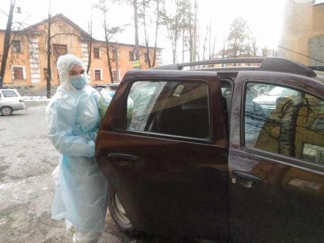 Первоуральская городская больница получила четыре автомобиля