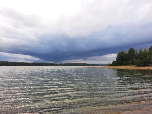 В грядущие выходные дни в Первоуральске температура воздуха поднимется до отметки 24-26 градусов