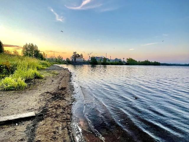 В Первоуральск вернулась жара