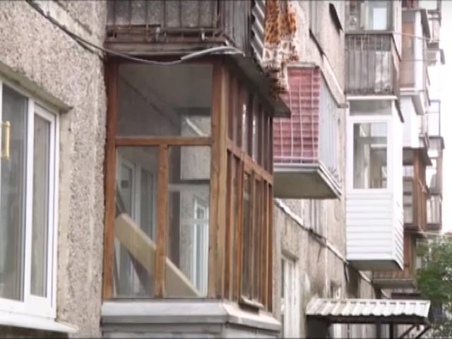 Бесхозный дом на ул. Прокатчиков