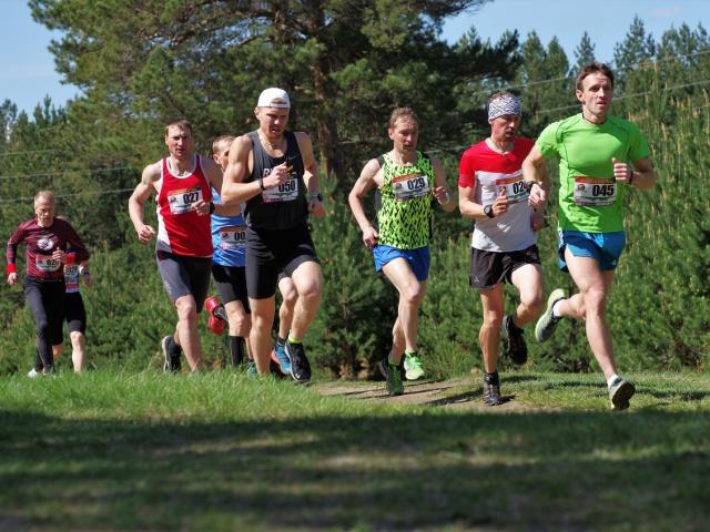 83 бегуна приняли участие в Первоуральск-Опен