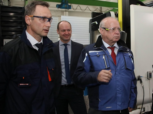 Генконсул Германии посетил Первоуральск