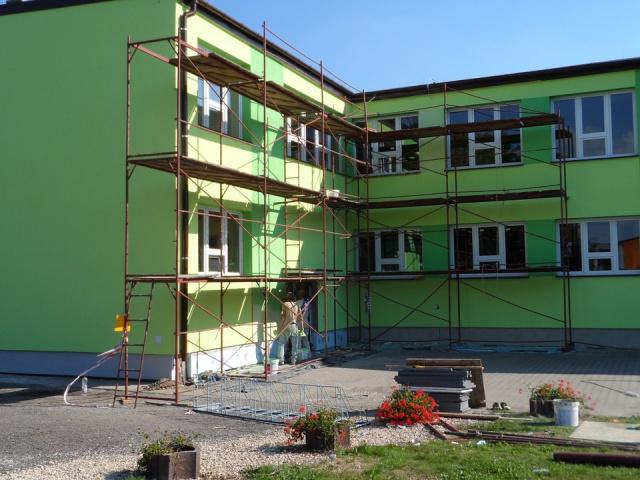 В Первоуральске начался ремонт образовательных учреждений