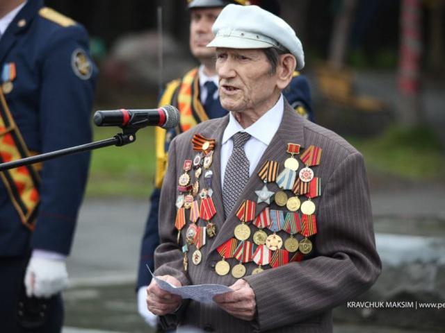 Почетным гражданином Первоуральска стал ветеран ВОВ